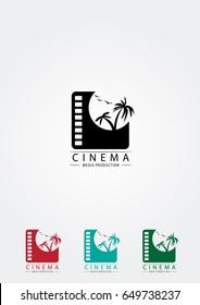 Film Production logo cinema