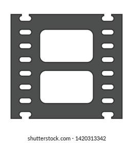 Film Reel icon. flat illustration of Film Reel vector icon for web