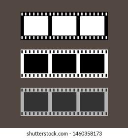 Film for shooting color black, white, gray