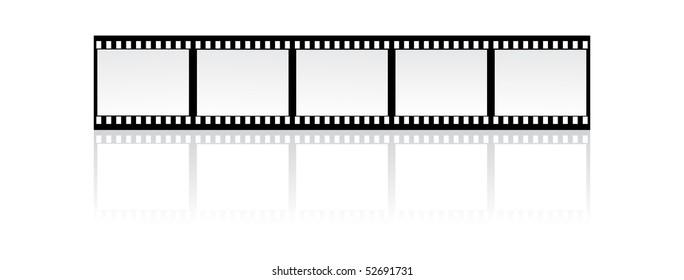 film stripe - vector