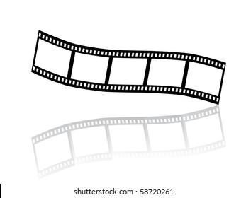 film stripes - vector