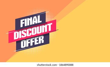 Vorlage für das Shutterstock-Angebot