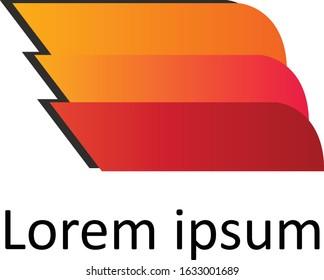 Finance Brand Logo Vector Design