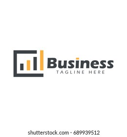 Finance business logo