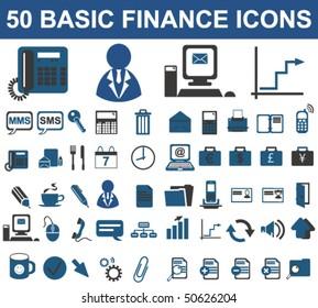 Finance & Business Premium Signs (Vector)