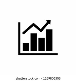 Finance, Infographic icon symbol vector. symbol for web site Computer and mobile vector.