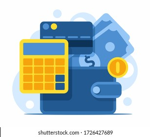 Financial investment concept. Bank deposits. Business Securities Transactions