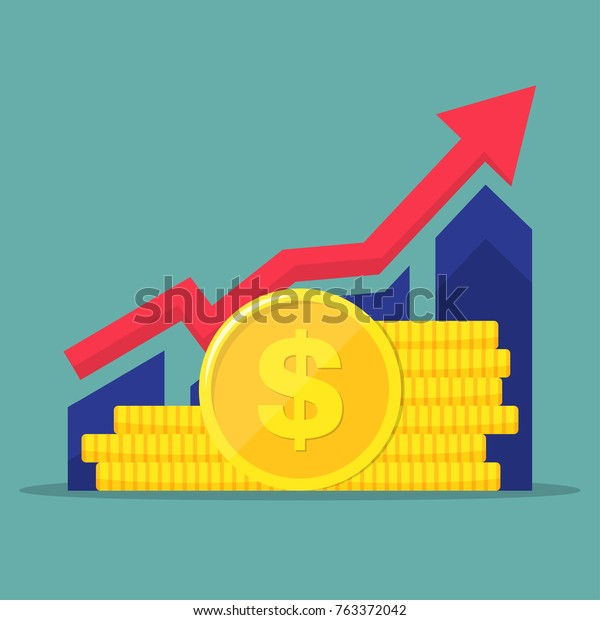 Financial performance, statistic report, boost business productivity, mutual fund, return on investment, finance consolidation, budget planning, income growth concept.