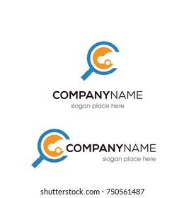 find car  professional logo flat vector template
