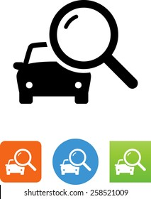 Find cars icon