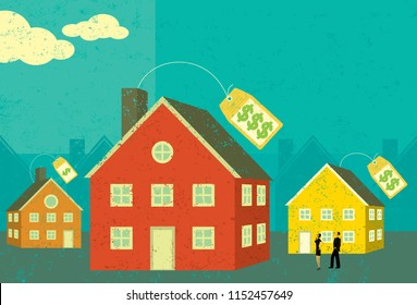 Finding the best home value for the price.