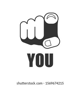 You Hands High Res Stock Images Shutterstock Please use search to find more variants of pictures and to choose between available options. https www shutterstock com image vector finger point icon flat style hand 1569674215
