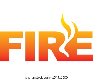 Word On Fire Images, Stock Photos & Vectors | Shutterstock