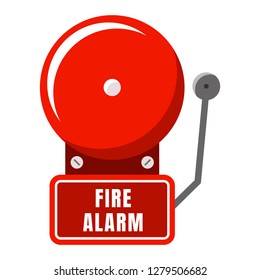 Fire alarm system. Fire safety