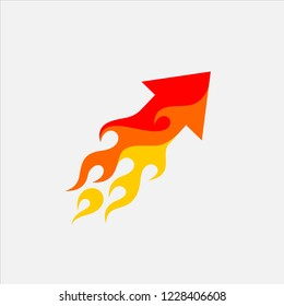 Fire Arrow Logo