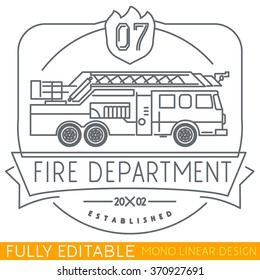 fire department logo images stock photos vectors shutterstock
