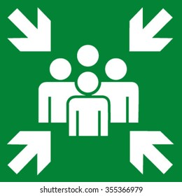 Fire Evacuation Meeting Point
