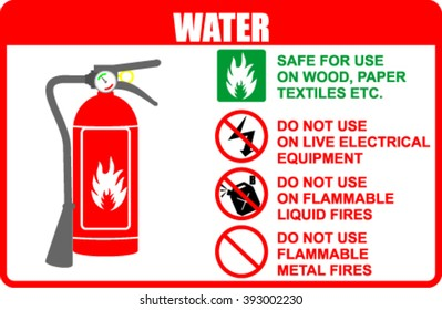 fire extinguisher,