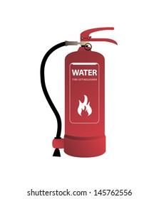 fire extinguisher bottle