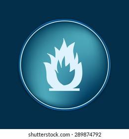 fire sign.