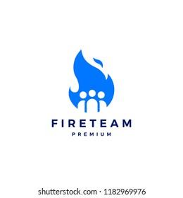 fire team logo