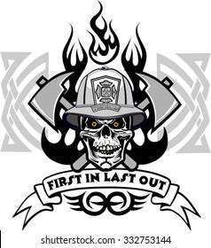 Firefighter Tattoo