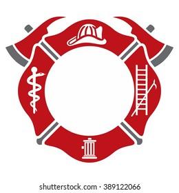 fire department logo images stock photos vectors shutterstock rh shutterstock com fire dept logo design fire dept logo design