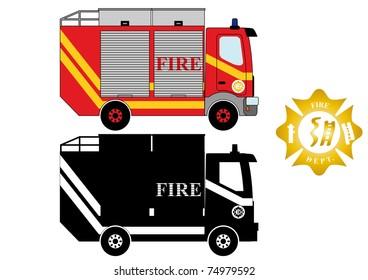 Fireman transportation 5