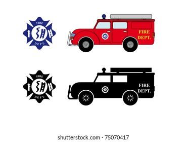Fireman transportation 6