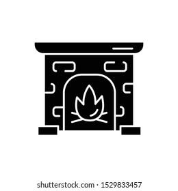 Fireplace Glyph Icon Mantelpiece Hearthstone Room Stock Vector Royalty Free 1529833457 Hearthstone logo hearthstone logo /. shutterstock