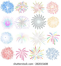 firework Design Elements