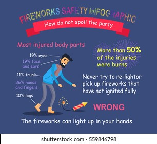 Firework Safety Images, Stock Photos & Vectors | Shutterstock