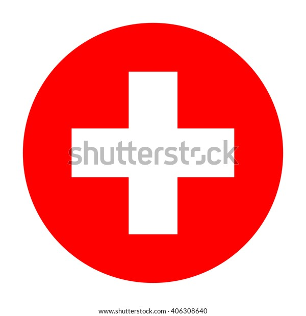 First Aid Icon First Aid Sign Stock Vector (Royalty Free