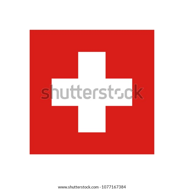 First Aid Vector Icon Stock Vector (Royalty Free) 1077167384