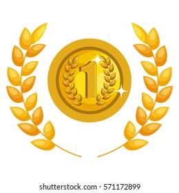 first place winner award