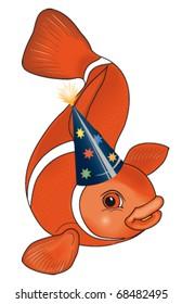 Fish Clown