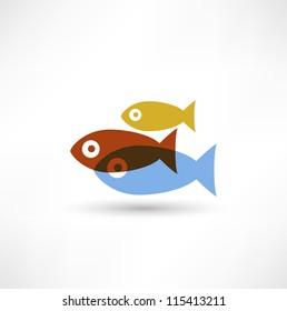 Fish eco Icon