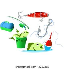 Fish and fishing equipment