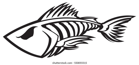 fish skeleton images stock photos vectors 10 off shutterstock rh shutterstock com