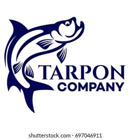 Fish Tarpon logo