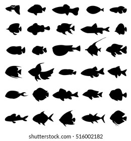 Fish Black White Images Stock Photos Vectors Shutterstock