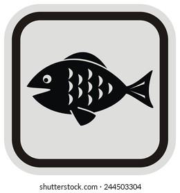 fish,frame