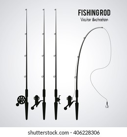 Fishing graphic design