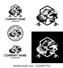 Fishing Logo Collection