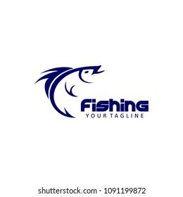 Fishing Logo Design