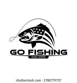 fishing logos and premium vector fishing tournaments