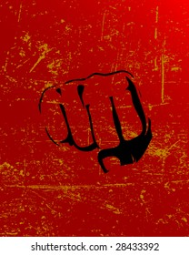 fist poster 2