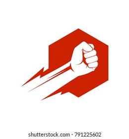 Fist Thunder Logo