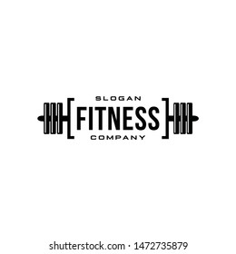 Fitness Gym Logo vector for professional business coach and training profession  athlete or people