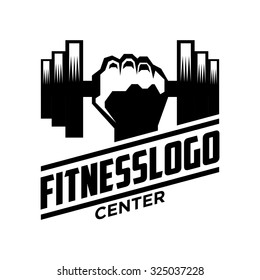 Fitness Logo Template
